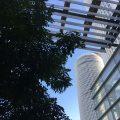 日本一高い位置にあるスタバ 名古屋JRゲートタワー店のテラス席イイネ!